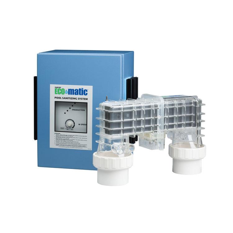 Ecomatic Semi Commercial Salt Water Chlorinators Beribu Jaya Sdn Bhd